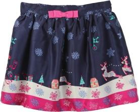 Beebay Printed Girl's A-line Skirt