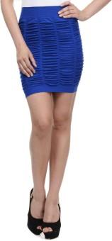 N-Gal Striped Women's Pencil Skirt - SKIE8JXTKHYBYCAQ