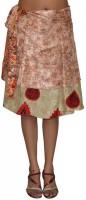 Pezzava Printed Women's Wrap Around Skirt - SKIE2NMGEZDPRCUH