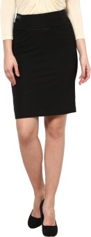 Kaaryah Solid Women's Pencil Skirt - SKIE4YPWXDNCZYP6
