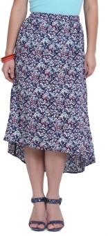 Studio West Floral Print Women's Regular Skirt