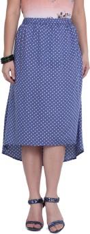 Studio West Polka Print Women's Regular Skirt