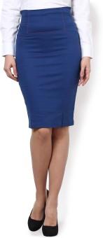 Kaaryah Solid Women's Pencil Skirt - SKIE5H99STDHX8SF