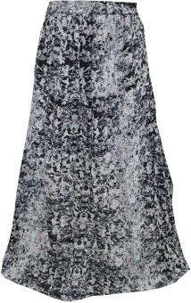 Indiatrendzs Printed Women's A-line Skirt