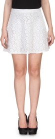 Karyn Solid Women's A-line Skirt