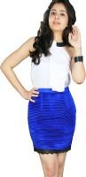 Schwof Solid Women's Bodycon Skirt - SKIDU8YQ2XWZG2XW