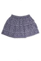 Nino Bambino Floral Print Girl's Layered Skirt