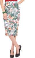 Ridress Floral Print Women's Skirt