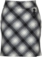 Fabulloso Checkered Women's Pencil Skirt - SKIDWGG3PXQJZSA5
