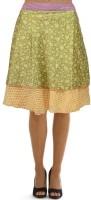 Pezzava Printed Women's Wrap Around Skirt - SKIEFGEVYRHT7RP6