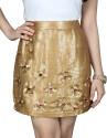 Schwof Solid Women's Straight Skirt