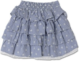 K.Co.89 Printed Girl's A-line Skirt