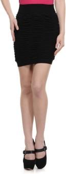 N-Gal Striped Women's Pencil Skirt - SKIE8JXT9XYH9VAF