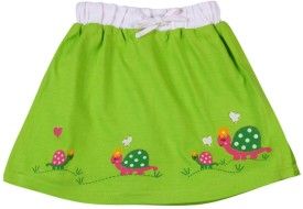 Oye Printed Girl's A-line Skirt
