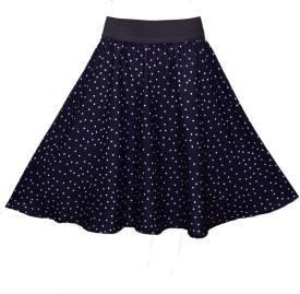 Shopingfever Polka Print Women's Regular Skirt