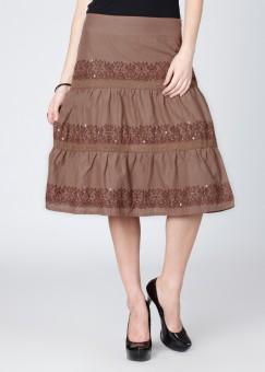 Mossimo Printed Women's Skirt