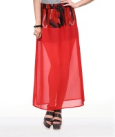 Yepme Printed Women's A-line Skirt