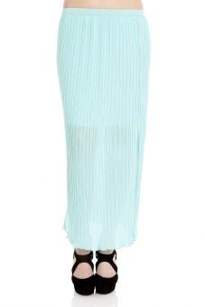 109F Solid Women's Straight Skirt - SKIE7AZR6HFHNKG4