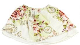Addyvero Printed Girl's A-line Skirt