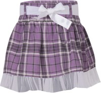 Baby League Checkered Baby Girl's Baby Girl's Gathered Skirt - SKIDTFTJRPCFTHQS