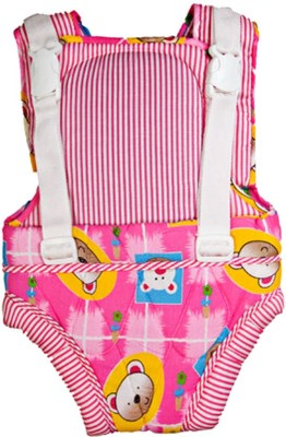 Baby Basics Infant Carrier - Design#34 Baby Cuddler (Pink)