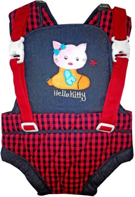 Baby Basics Infant Carrier - Design#5 Baby Cuddler (Multicolor)