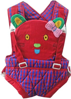 Baby Basics Infant Carrier - Design#7 Baby Cuddler (Red)