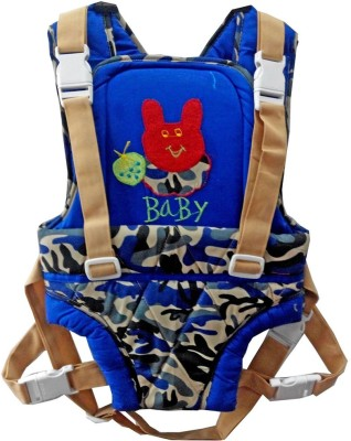 Baby Basics Infant Carrier - Design#14 Baby Cuddler (Blue)
