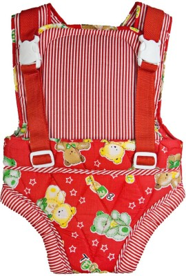 Baby Basics Infant Carrier - Design#31 Baby Cuddler (Red)