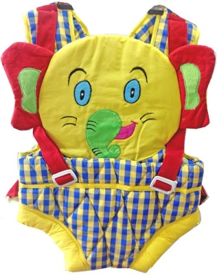 Baby Basics Infant Carrier - Design#6 Baby Cuddler (Yellow)