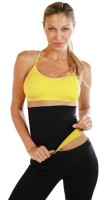 J & D SALES Hot Shaper Black Slimming Belt (Black)