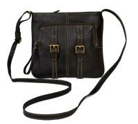 Sophia Visconti Elina Small Sling Bag - Black