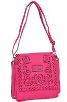 Eleegance Girls Casual Pink Sling Bag - SLBE8356YDZPZ26A