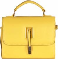 Kalon Girls, Women Yellow PU Sling Bag