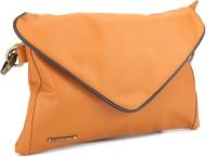 Fastrack Women Tan PU Sling Bag
