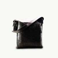 TWACH Rugged Medium Sling Bag - Black