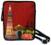 The Bombay Store Kutub Minar Sling Bag (Multicolor)