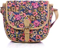 Shaun Design Floral Small Sling Bag - Multicolor