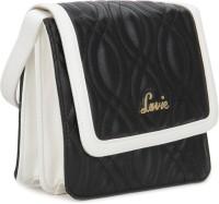 Lavie Women Black Sling Bag