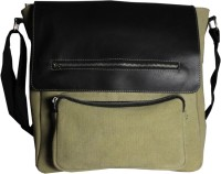 Moda Desire Women Casual Green Leatherette Sling Bag