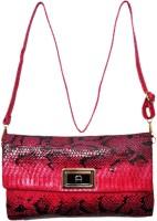 Fashavi Women, Girls Formal, Casual Pink PU Sling Bag