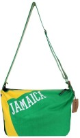 Be For Bag Exclusive Olympic Collection Jamaica Sling Bag (Green)