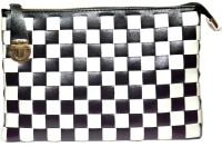 Cathriem DI227C Medium Sling Bag - Black, White 01