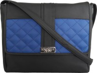 Toteteca Bag Works Quilted Sling Bag (Black)