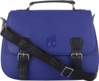 Eavan Blue Sling Bag Medium Sling Bag - Blue