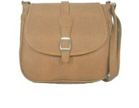 Estoss Trendy Designer Sling Bag - Brown-06