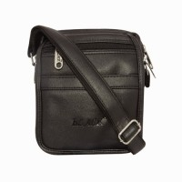Chimera Leather LMB160601411 Sling Bag - Black