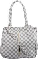 Kaartik24 Girls Casual White Leatherette Sling Bag