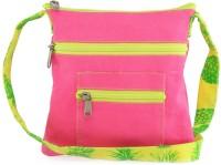 Vogue Tree Flr Medium Sling Bag - Pink