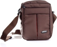 Bendly Passport Small Sling Bag - Brown-01